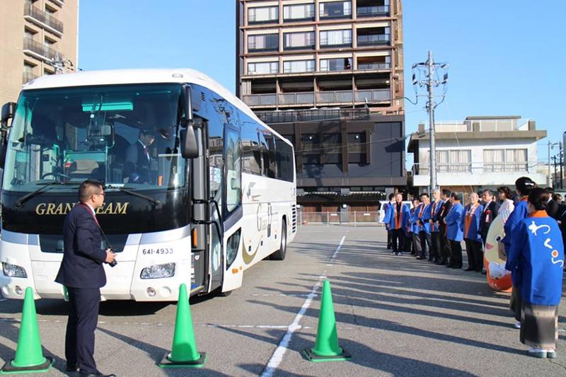 JR高速バス『北陸道グラン昼特急号』に【和倉温泉】直通便(土休日運行)が運行開始!(3/17~)
